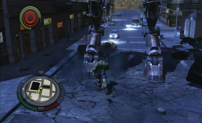 #2 The Incredible Hulk Xbox 360