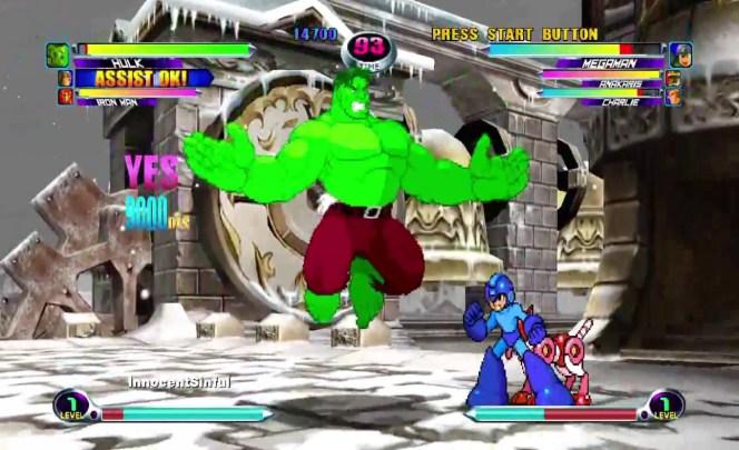 Marvel Vs Capcom 2 Hulk