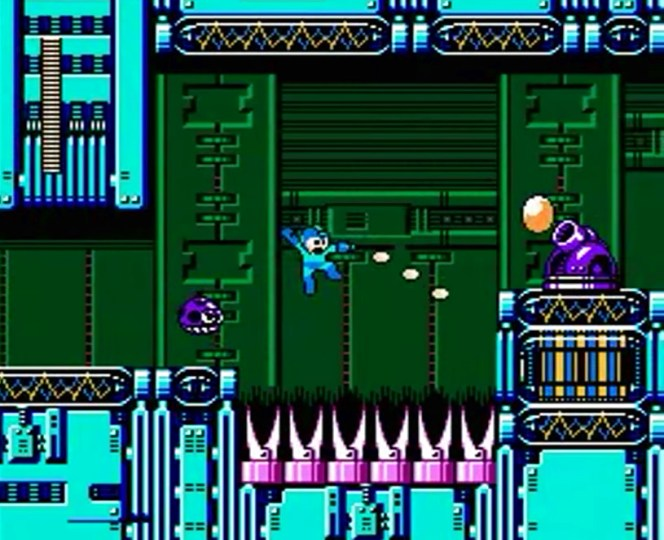 #3 Rockman 4 Burst Chaser X Air Sliding