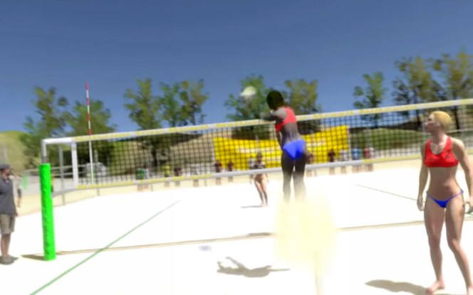 #1 Volleyball Unbound Pro Beach Volleyball PC