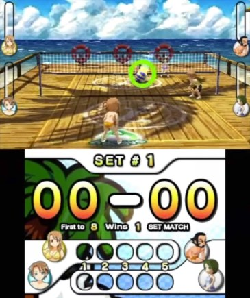 #5 Super Strike Beach Volleyball 3DS