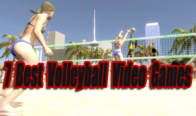 7 Best Volleyball Video Games So Far