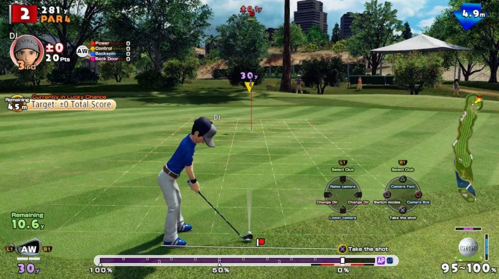 #1 Everybody's Golf