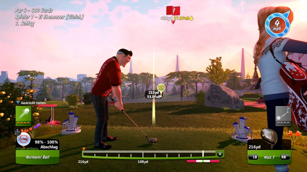 #5 Powerstar Golf