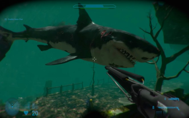 #6 Shark Attack Deathmatch 2