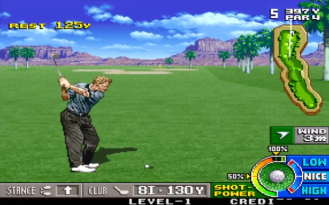 #6 Neo Turf Masters PS4