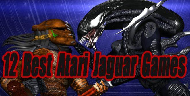 12 Best Atari Jaguar Games, Including Jaguar CD