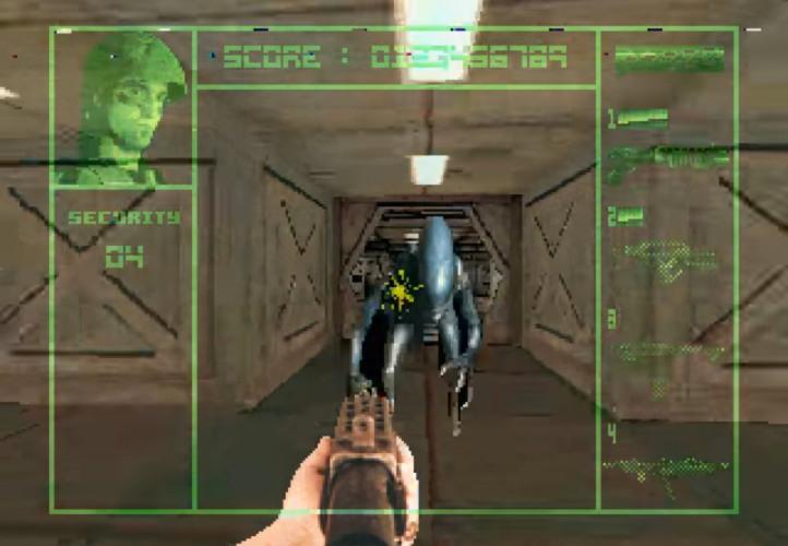 #2 Alien vs Predator