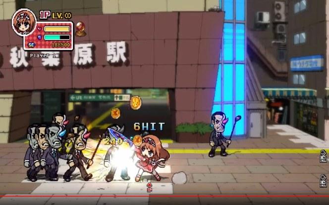 #8 Phantom Breaker Battle Grounds Overdrive