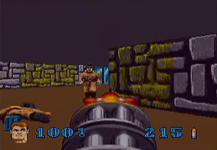 #7 Wolfenstein 3D
