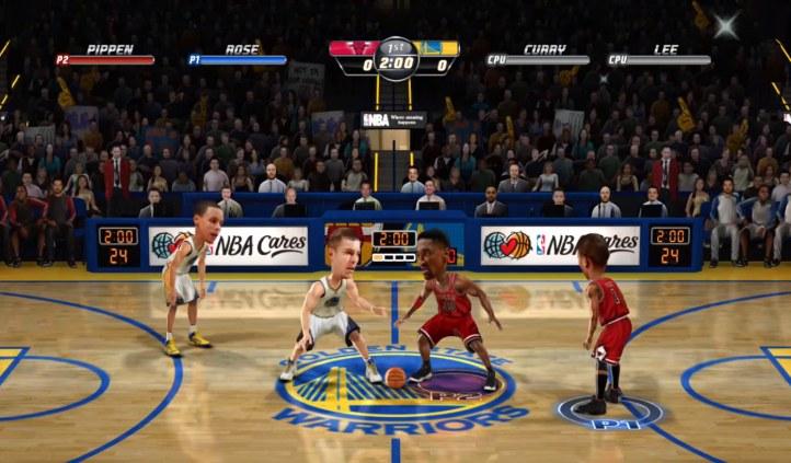 #2 NBA Jam: On Fire Edition