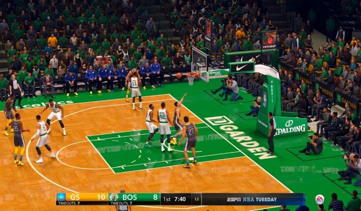 #3 NBA Live 18