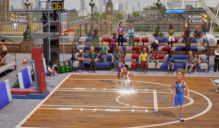 #4 NBA Playgrounds
