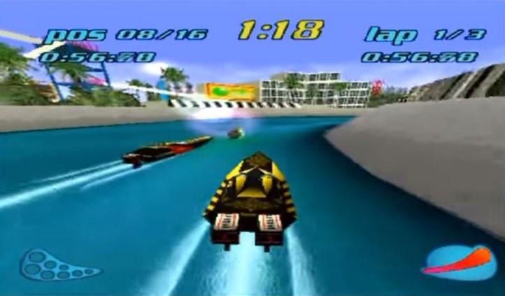 #5 Rapid Racer