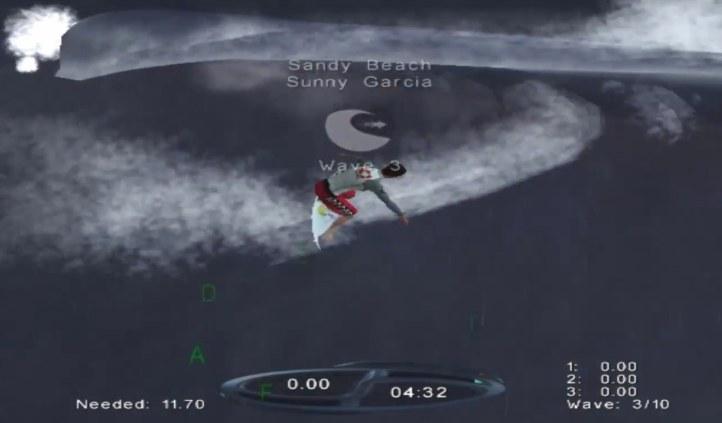 #7 Sunny Garcia Surfing
