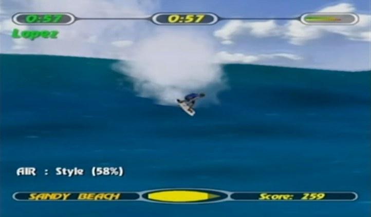 #5 Championship Surfer