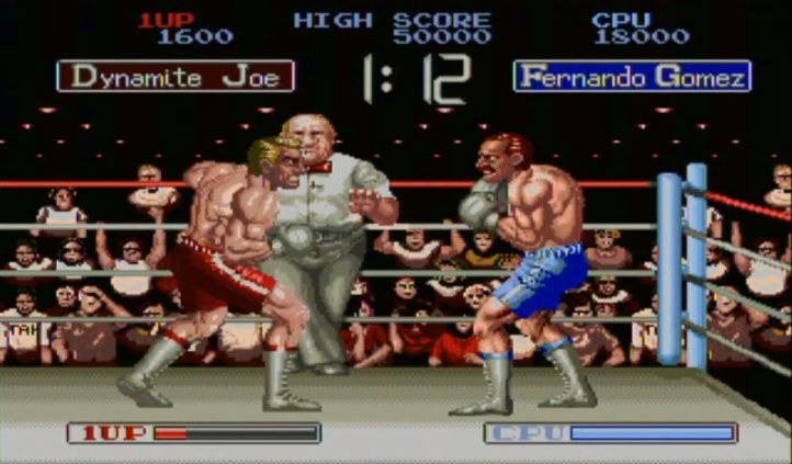 #10 Buster Douglas Knock Out Boxing