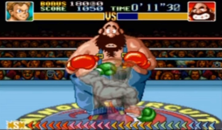 #4 Super Punch-Out!!