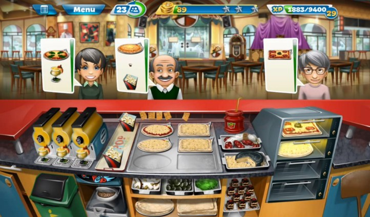 #6 Cooking Fever