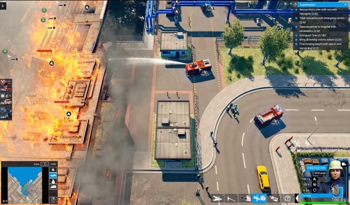 10 Best FireFighter Video Games So Far - Level Smack