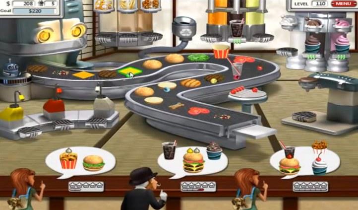 #4 Burger Shop 1 & 2