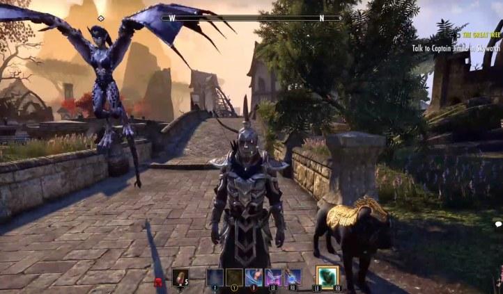 #2 Elder Scrolls Online