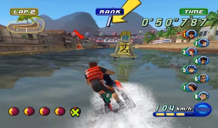 #6 Wave Race Blue Storm