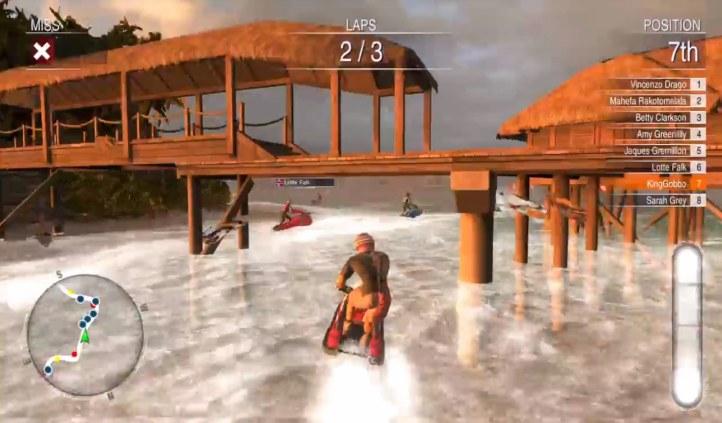 #7 Aqua Moto Racing Utopia