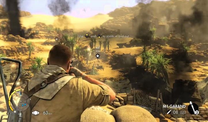 #2 Sniper Elite 3