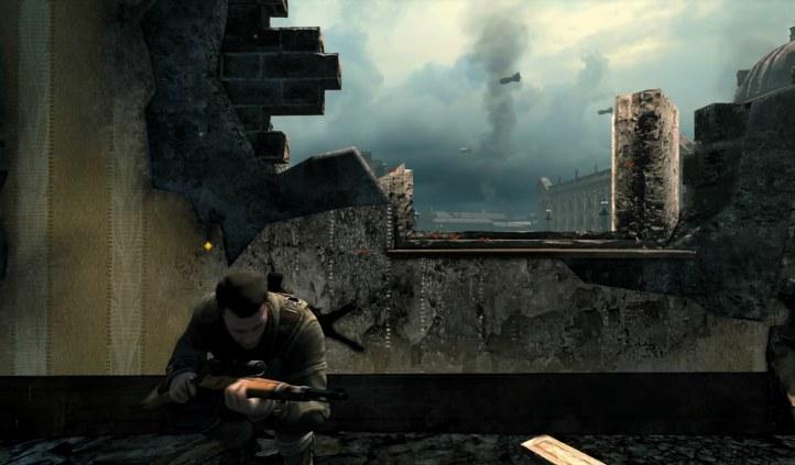 #3 Sniper Elite V2