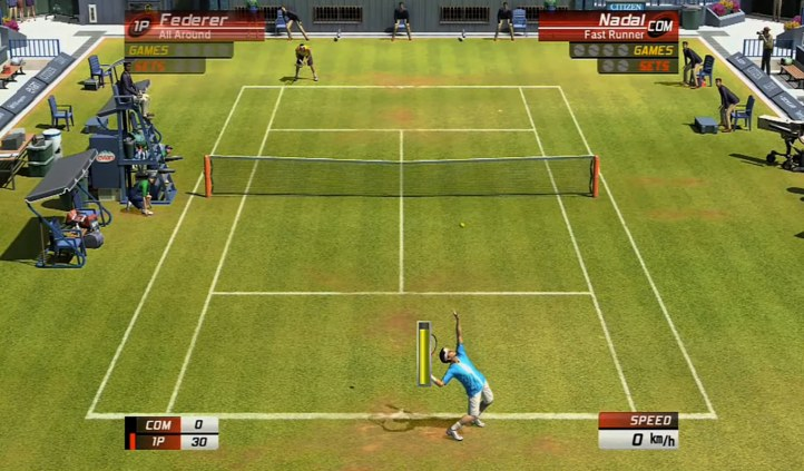 #3 Virtua Tennis 3