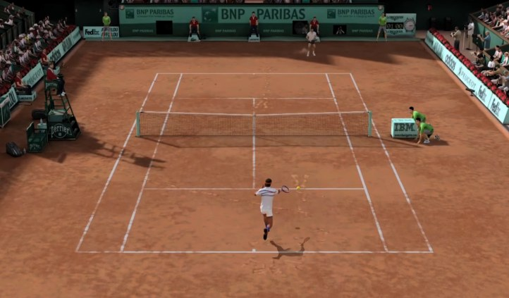 #4 Grand Slam Tennis 2