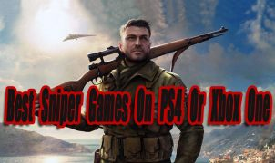 Best Sniper Games On PS4 Or Xbox One So Far