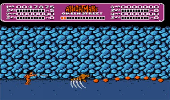 #3 A Nightmare On Elm Street NES