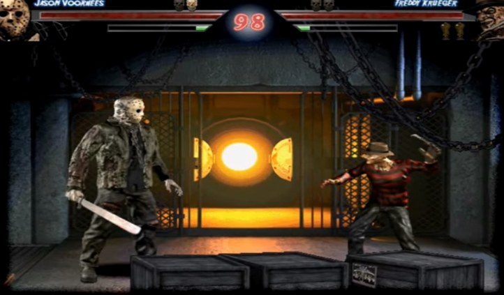 Terrordrome - Jason