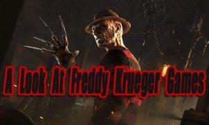 A Look At Freddy Krueger Video Games