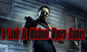 A Look At Michael Myers Video Games