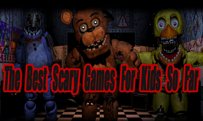 The Best Scary Games For Kids So Far Level Smack - roblox horror games xbox