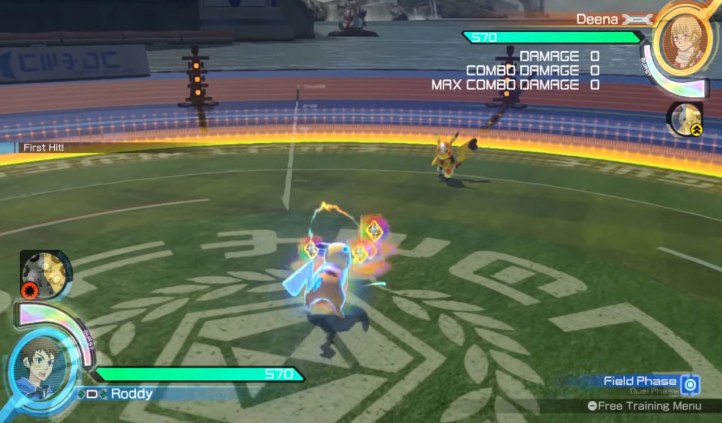 #1 Pokken Tournament DX