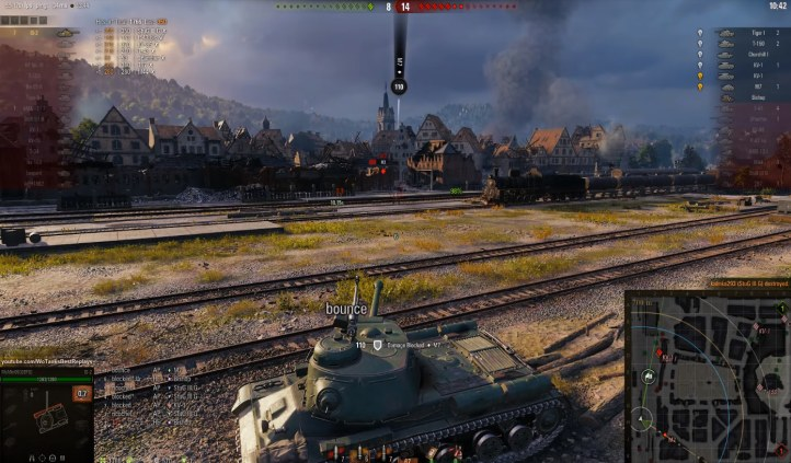 #1 World Of Tanks