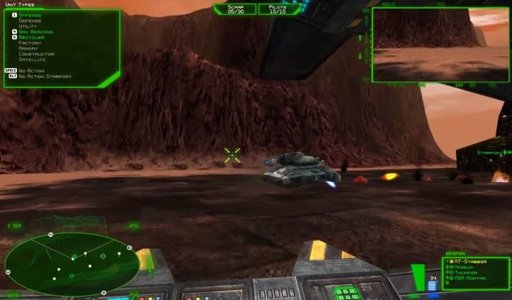 #5 Battlezone 98 Redux