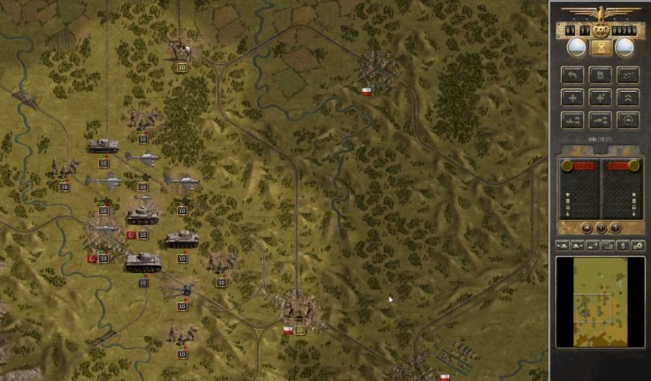 #7 Panzer Corps