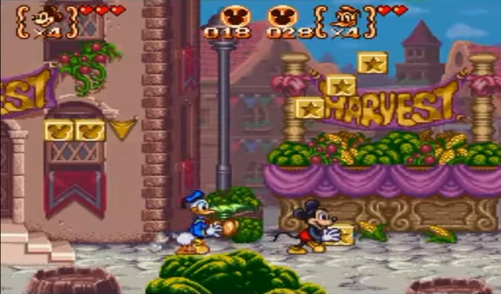 8 Best Mickey Mouse Video Games So Far - Level Smack