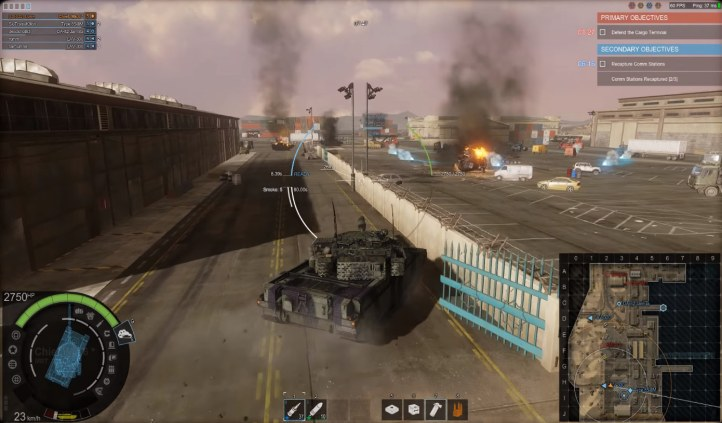 #8 Armored Warfare