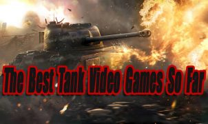 The Best Tank Video Games So Far