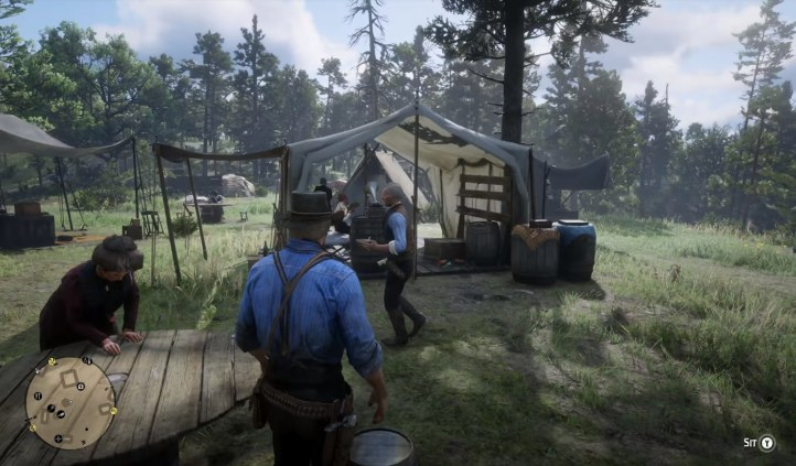 #1 Red Dead Redemption 2