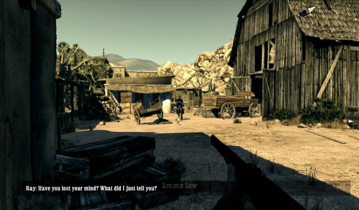 #3 Call Of Juarez Bound In Blood