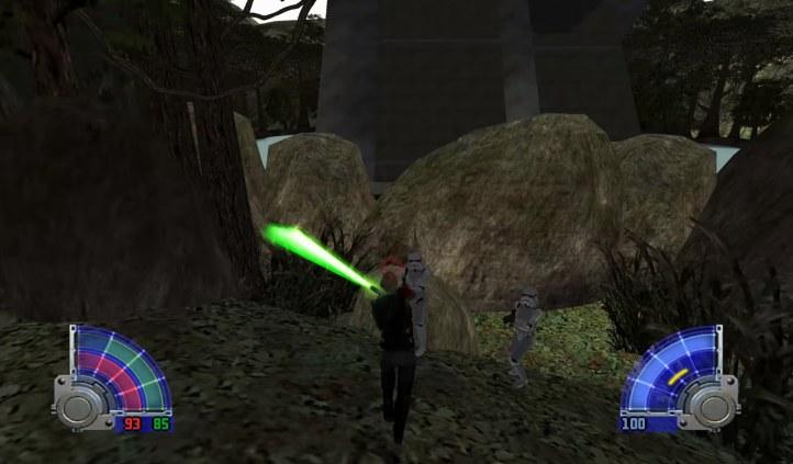 #7 Star Wars Jedi Knights Jedi Academy
