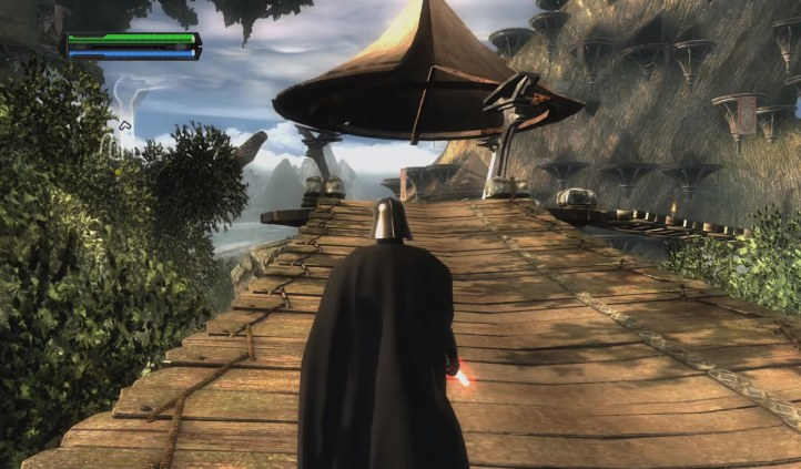 #8 Star Wars The Force Unleashed