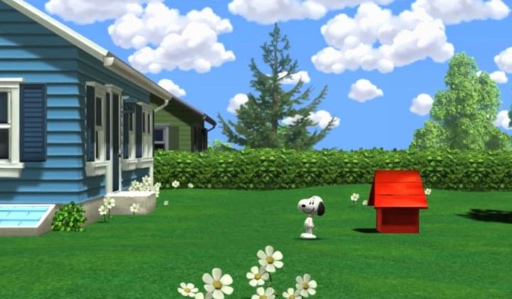 #10 Snoopys Grand Adventure